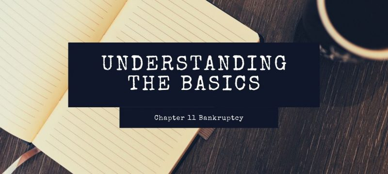 Understanding the Basics of Chapter 11 Bankruptcy